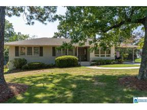 Property for sale at 2121 Ridgeview Dr, Vestavia Hills,  Alabama 35216
