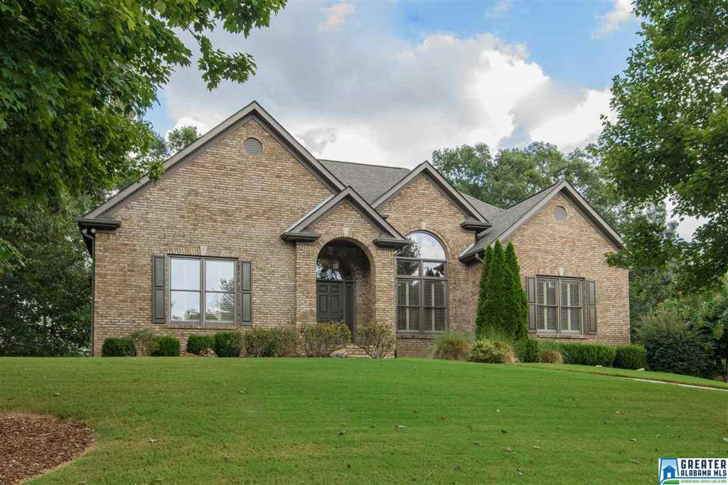 Photo of home for sale at 907 Timberline Cir, Calera AL