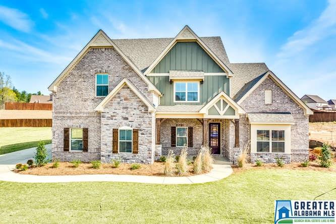 Photo of home for sale at 1082 Dunsmore Dr, Chelsea AL