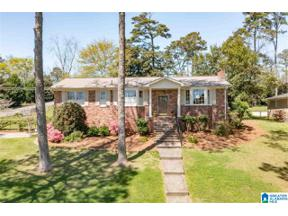 Property for sale at 1772 Shades View Lane, Vestavia Hills, Alabama 35216