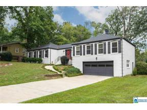 Property for sale at 3441 Oakdale Dr, Vestavia Hills,  Alabama 35223