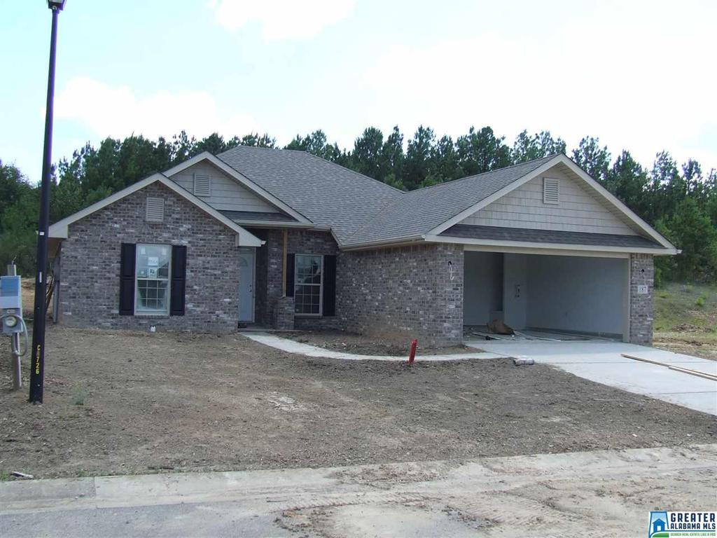Photo of home for sale at 187 Waterford Lake Dr, Calera AL
