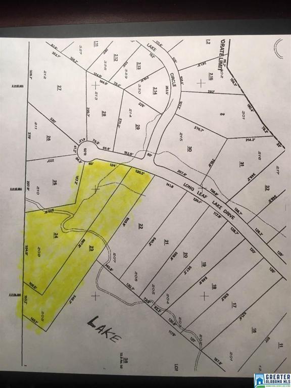 Photo of home for sale at 1145 & 1149 Long Leaf Lake Dr, Helena AL