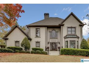 Property for sale at 7025 Lake Run Dr, Vestavia Hills,  Alabama 35242