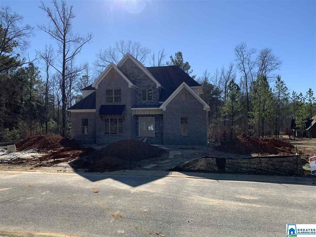 Photo of home for sale at 117 Bolivar Ln, Chelsea AL