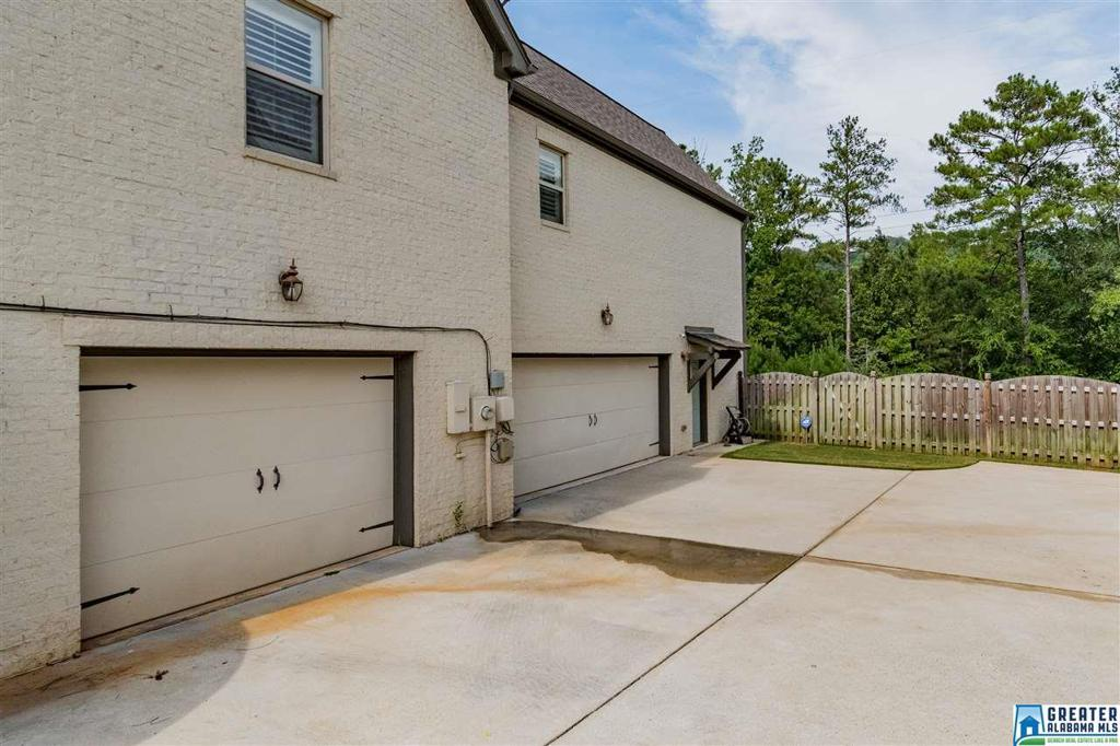 Photo of home for sale at 3636 James Hill Terr, Hoover AL