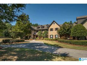 Property for sale at 3061 Cahaba Valley Drive, Indian Springs Village, Alabama 35124