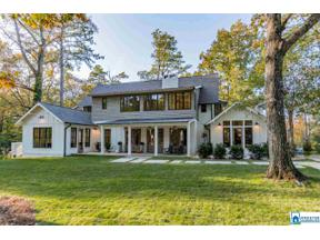 Property for sale at 1850 Lake Ridge Rd, Homewood,  Alabama 35216