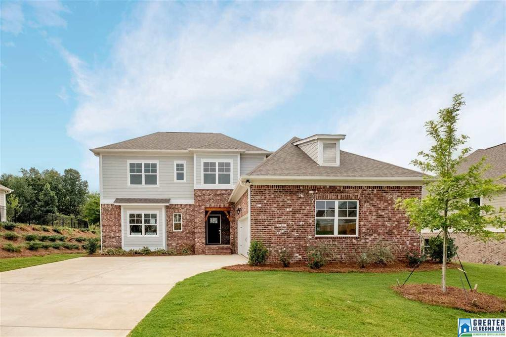 Photo of home for sale at 3020 Camellia Ridge Ct, Pelham AL