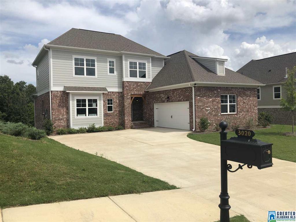 Photo of home for sale at 3020 Camellia Ridge Ct, Pelham AL