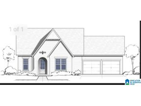 Property for sale at 1836 Cyrus Cove Terrace, Hoover, Alabama 35244