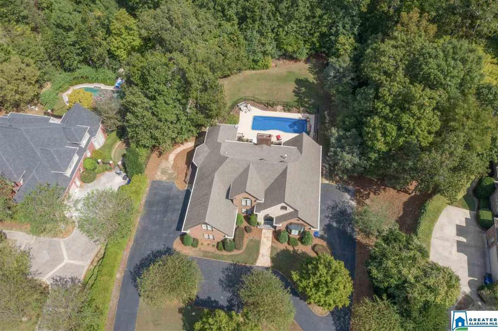 Photo of home for sale at 2112 Lake Heather Way, Hoover AL