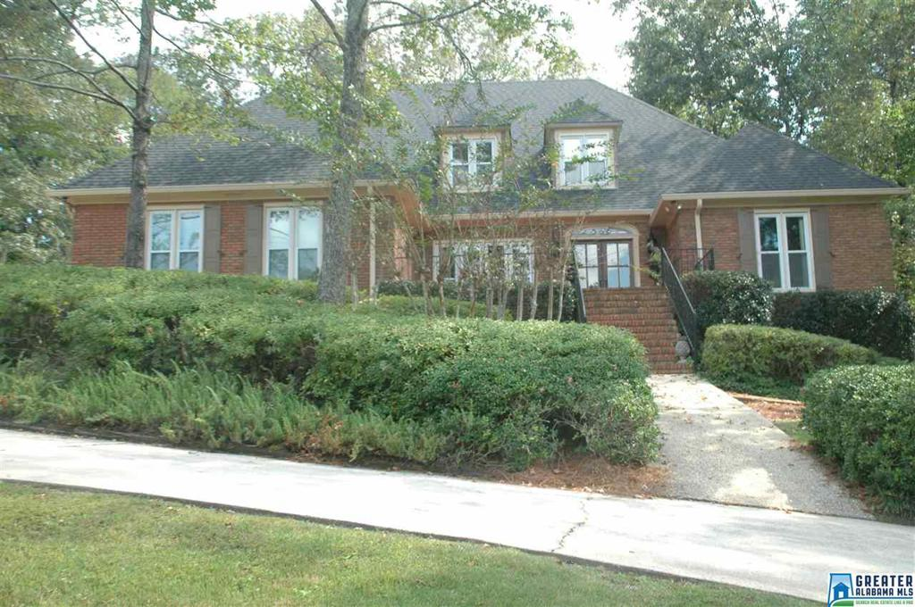 Photo of home for sale at 3524 Countrywood Ln, Vestavia Hills AL