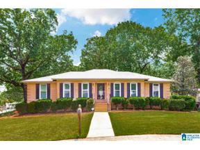 Property for sale at 1521 Caribbean Circle, Alabaster, Alabama 35007
