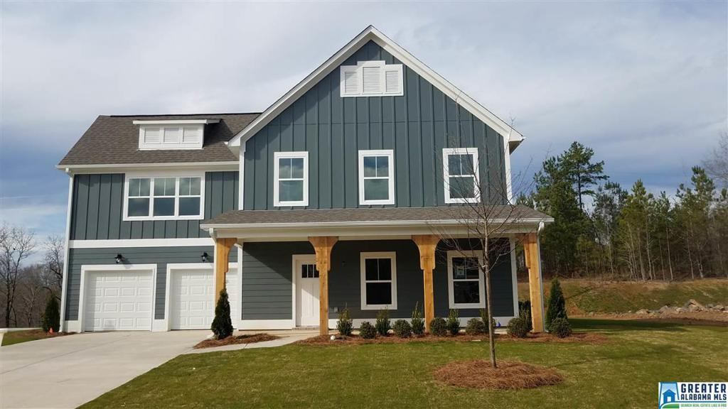 Photo of home for sale at 4538 Old Cahaba Pkwy, Helena AL