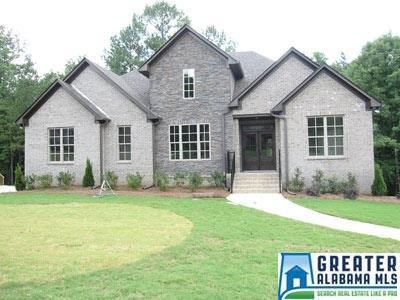 Photo of home for sale at 89 Grey Oaks Ct, Pelham AL