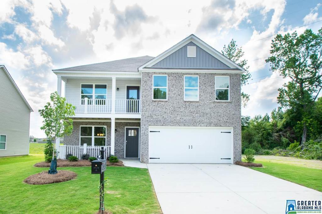 Photo of home for sale at 6481 Newbridge Dr, Mccalla AL