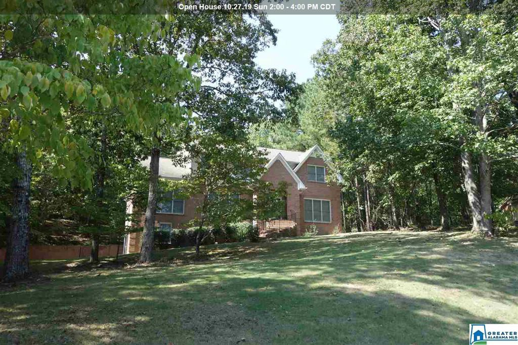Photo of home for sale at 8005 Woodfern Dr, Pelham AL