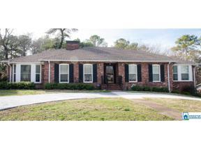 Property for sale at 724 Valley Dr, Birmingham,  Alabama 35206