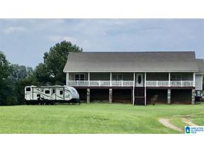 Property for sale at 101 Crumpton Cemetery Road, Columbiana, Alabama 35051