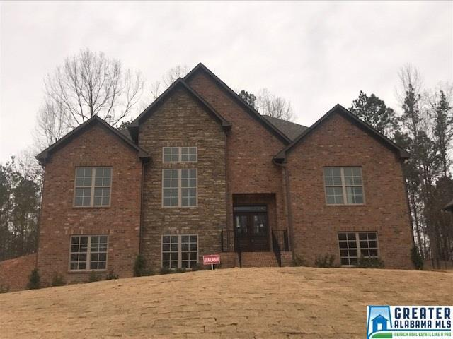 Photo of home for sale at 92 Grey Oaks Ct, Pelham AL