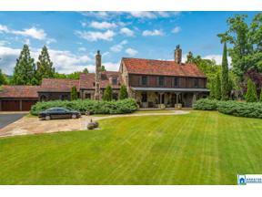 Property for sale at 2740 Abingdon Road, Mountain Brook, Alabama 35243