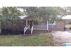Property for sale at 5325 Washburn Dr, Adamsville,  Alabama 35005