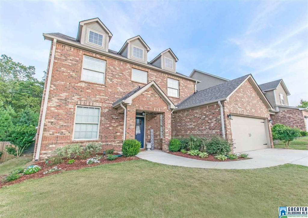 Photo of home for sale at 213 Chelsea Station Dr, Chelsea AL