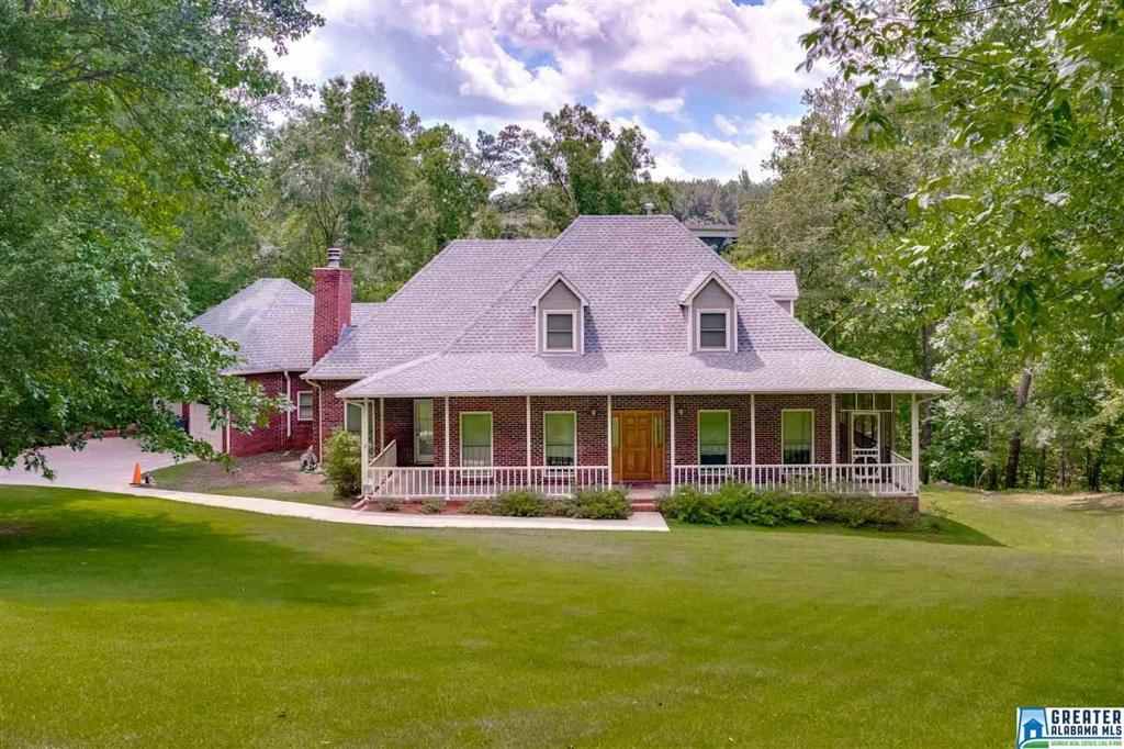 Photo of home for sale at 4168 River View Cove, Vestavia Hills AL