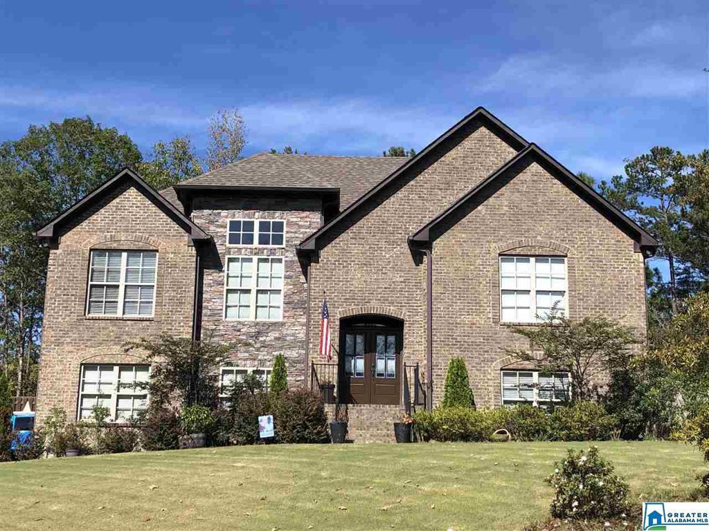 Photo of home for sale at 416 Grey Oaks Dr, Pelham AL