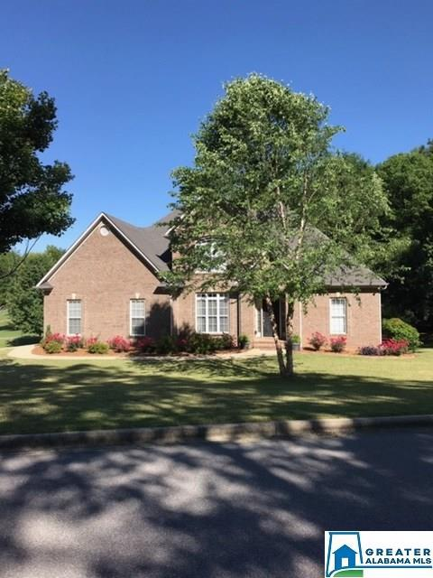 Photo of home for sale at 340 Deer Ridge Ln, Chelsea AL