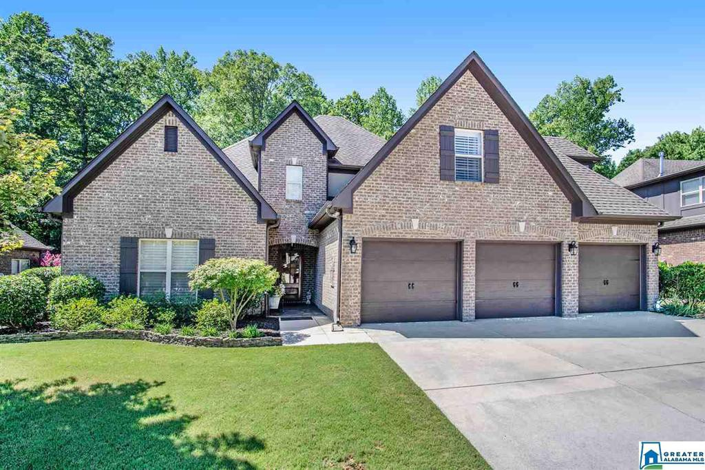 Photo of home for sale at 289 Macallan Dr, Pelham AL