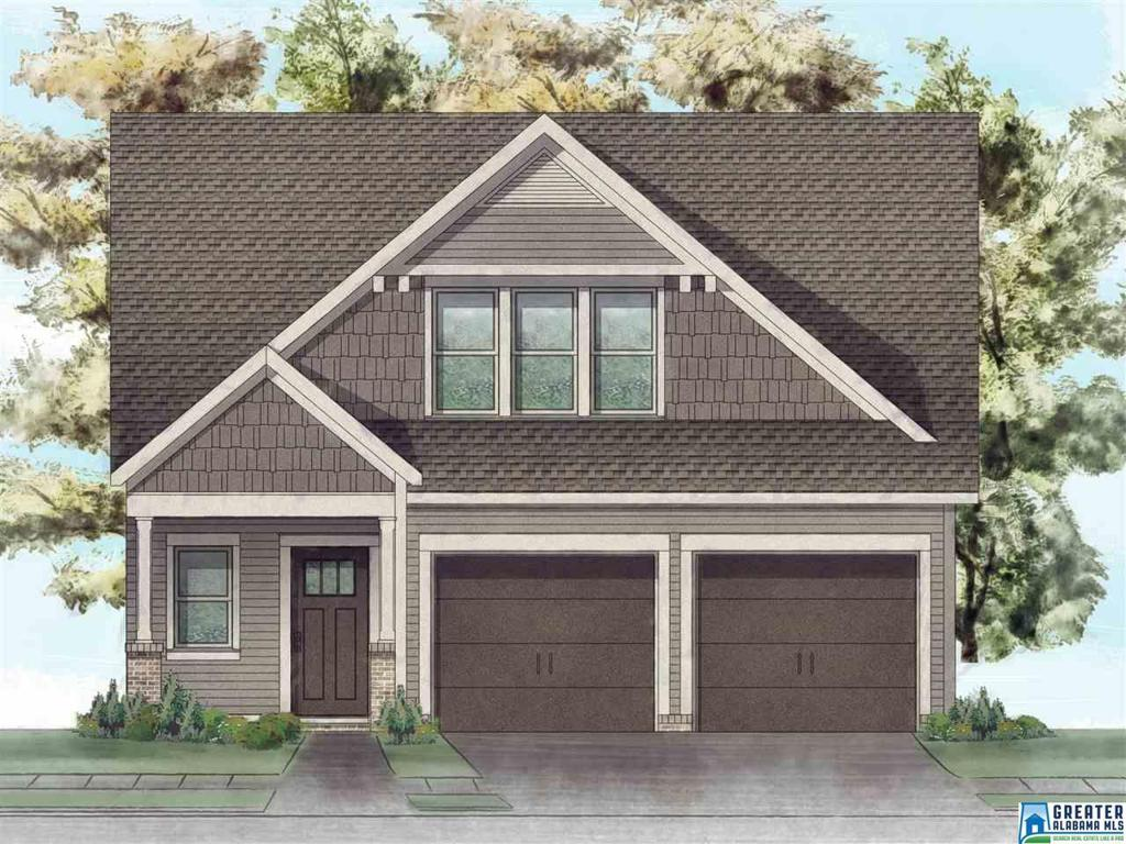 Photo of home for sale at 508 Shelby Farms Way, Alabaster AL