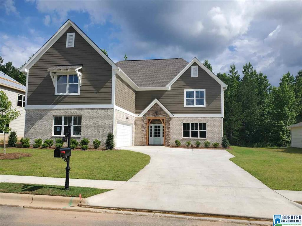 Photo of home for sale at 4555 Old Cahaba Pkwy, Helena AL