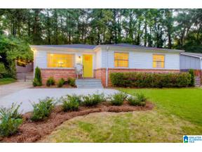 Property for sale at 1208 Cresthill Road, Birmingham, Alabama 35213