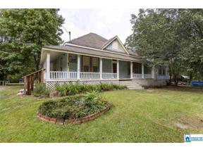Property for sale at 1420 Downs Rd, Mount Olive,  Alabama 35117