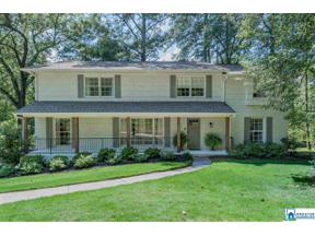 Property for sale at 1542 Blind Brook Ln, Vestavia Hills,  Alabama 35216