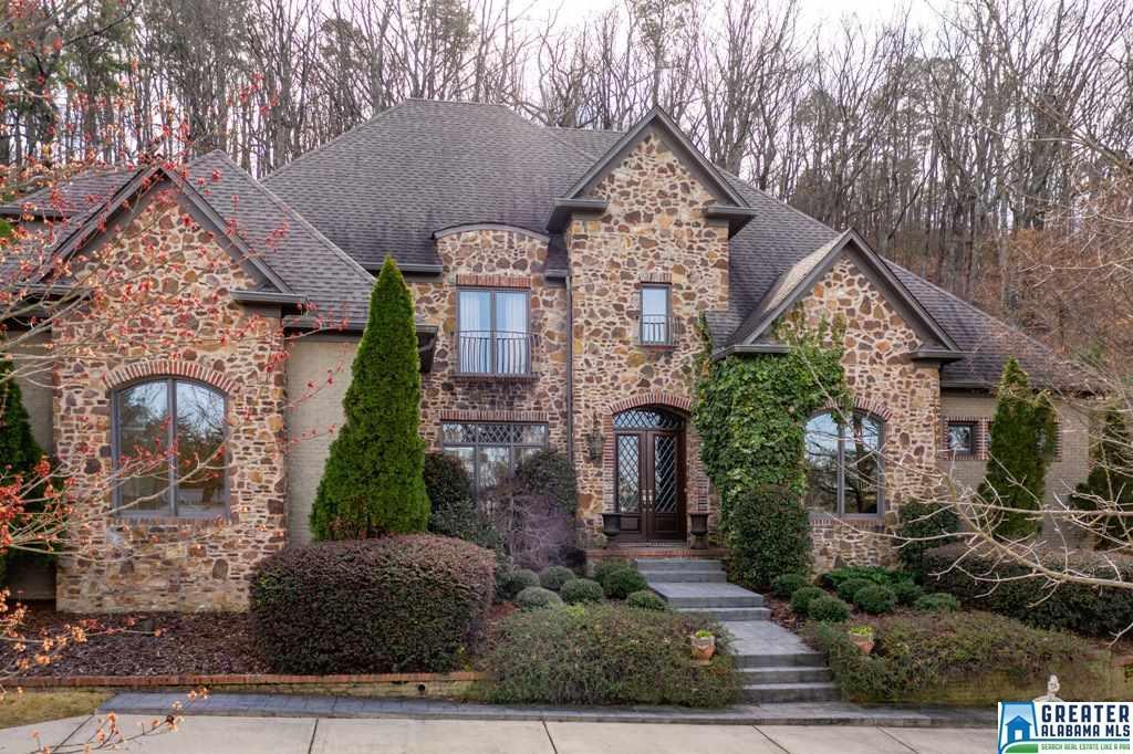 Photo of home for sale at 1596 Woodridge Pl, Vestavia Hills AL