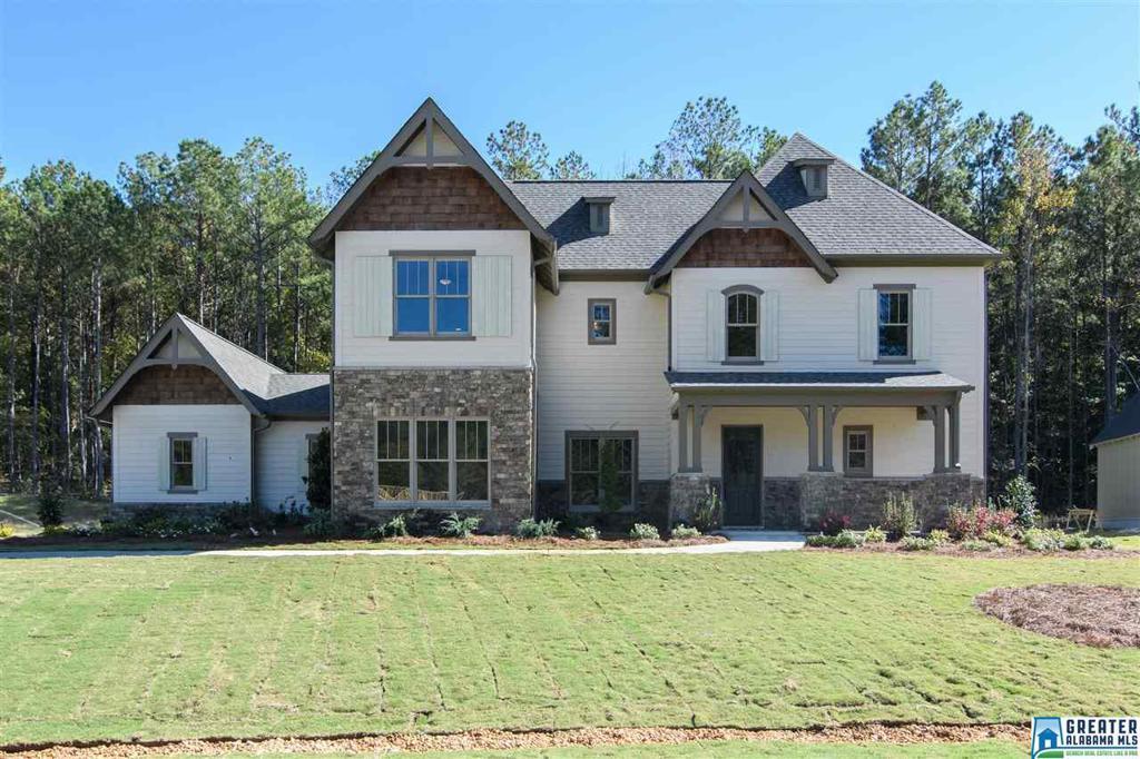Photo of home for sale at 2740 Blackridge Ln, Hoover AL