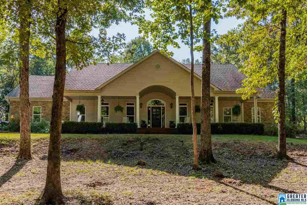 Photo of home for sale at 262 Hwy 335, Chelsea AL