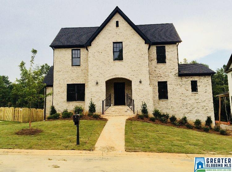 Photo of home for sale at 2001 Iris Dr, Hoover AL