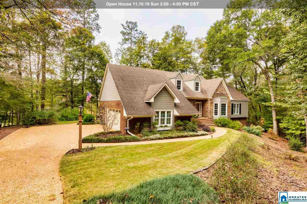 Photo of home for sale at 2015 Hunters Run, Hoover AL