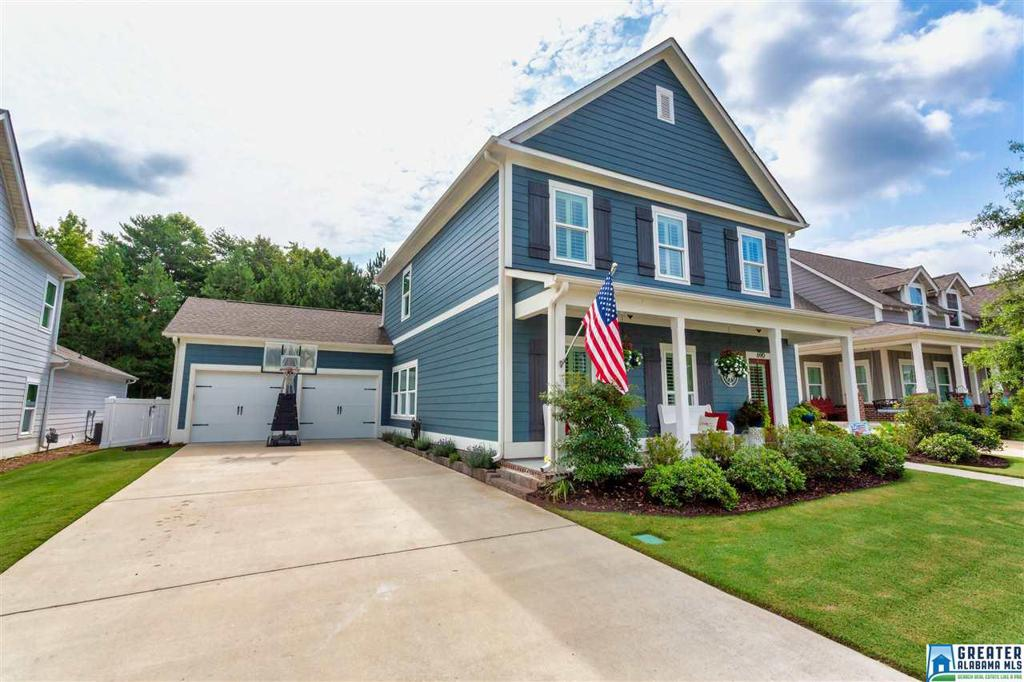 Photo of home for sale at 690 Rosebury Rd, Helena AL