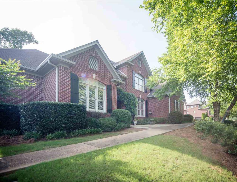 Photo of home for sale at 1405 Scout Trc, Hoover AL