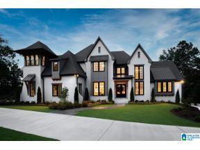 Property for sale at 1787 Glasscott Trail, Hoover, Alabama 35226