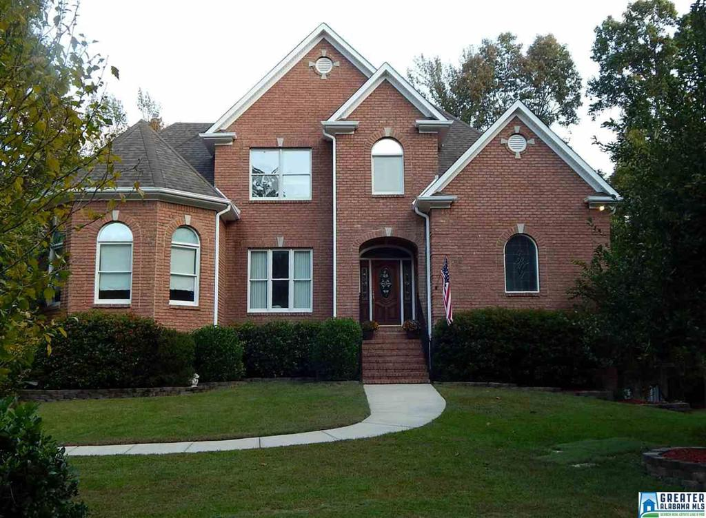 Photo of home for sale at 114 Hunset Mill Ln, Pelham AL