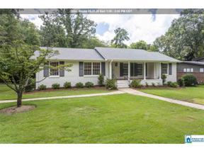 Property for sale at 1853 Canyon Rd, Vestavia Hills,  Alabama 35216