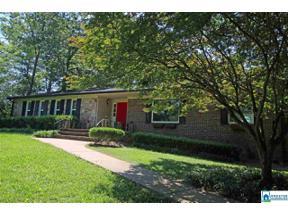 Property for sale at 209 Auburn Rd, Indian Springs Village,  Alabama 35124