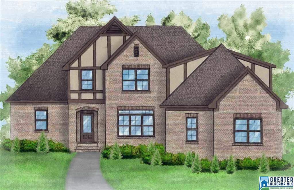 Photo of home for sale at 137 Carnoustie Dr, Pelham AL