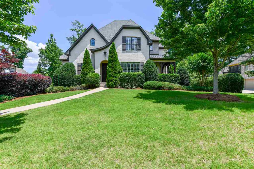 Photo of home for sale at 809 Aberlady Pl, Hoover AL